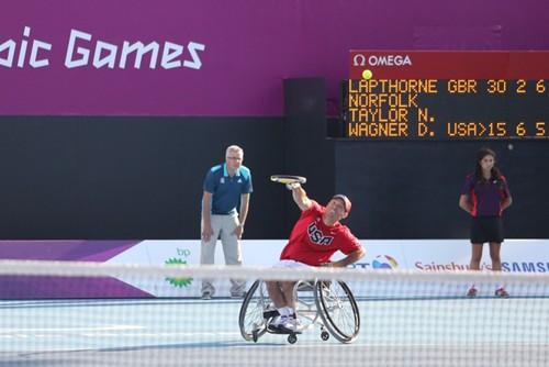 2012 Paralympics: Top Shots