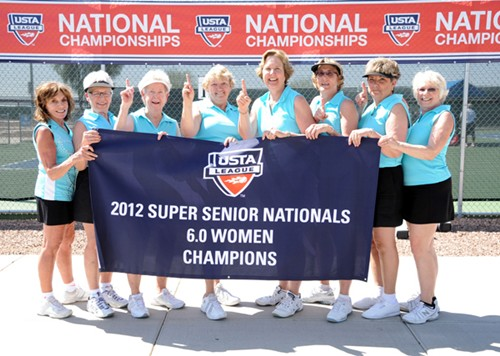 USTA League Super Seniors: Week 1 Awards