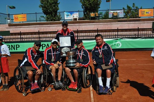 2013 Year in Review: Wheelchair Tennis