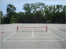 Playground, Blacktop, & Other Flat Surfaces For 36' Tennis Courts
