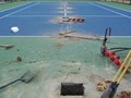 Cary Tennis Park Court Conversion, One 78 Tennis Court to Four 36 Tennis Courts