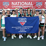 2014 Nationals: 55 & Over 7.0, 9.0 Champs