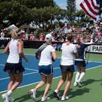 2017 Fed Cup: USA vs. Germany