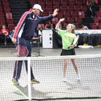 2013 Davis Cup Boise Kids' Clinic