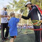 2013 Davis Cup Jacksonville Kids' Clinic