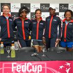 2015 Fed Cup: U.S. vs. Argentina