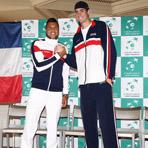 2012 Davis Cup U.S. vs. France Quarterfinal Draw