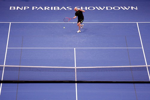 BNP Paribas Showdown