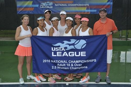 2.5 womens champions