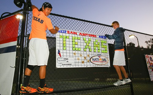 2013 Year in Review: Jr. Team Tennis