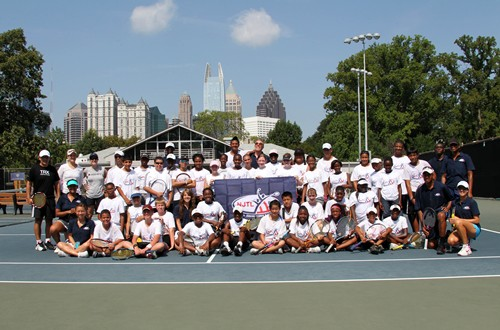USTA NJTL Tennis Camp