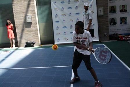 Mount Sinai Partners With USTA, US Open