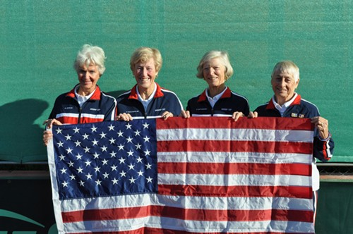 2010 ITF Super-Seniors World Team Championships