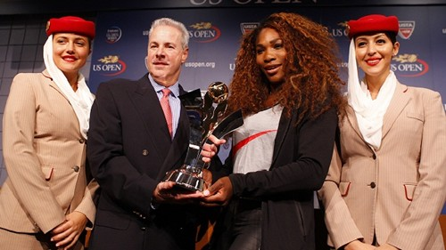 Serena - Series Trophy
