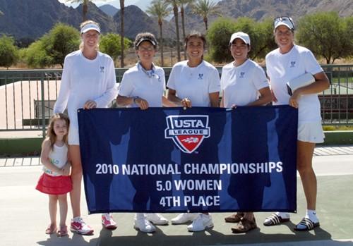 2010 USTA League 5.0 Adult National Championships