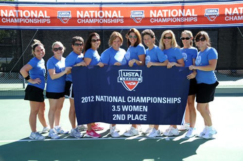 2012 USTA League 3.5 Adult National Championships