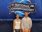 2010 USTA/ITA Indoor Championships: Day 4