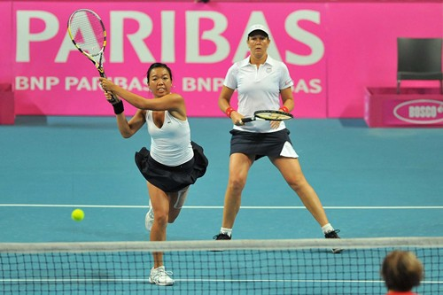FED CUP BELGIUM vs USA