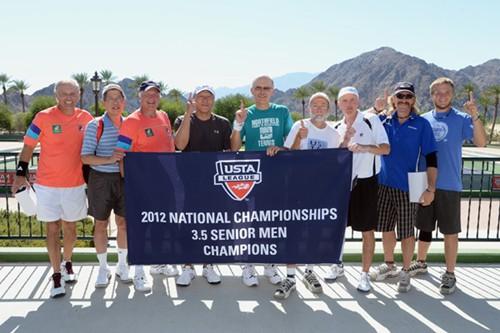 2012 USTA League 3.5 Senior National Championships