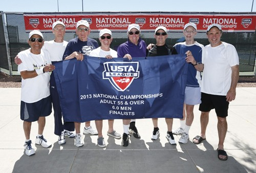 USTA League 55 & Over 6.0 & 8.0 Nationals