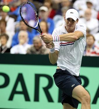 2013 Davis Cup: U.S. vs. Brazil