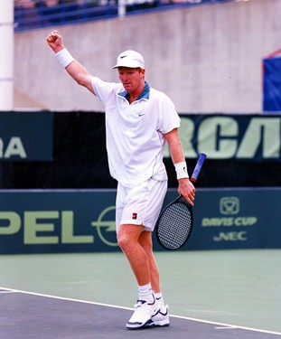 Jim Courier 40th U.S. Davis Cup Captain