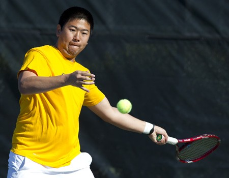 2012 Tennis On Campus National Championship: Semis