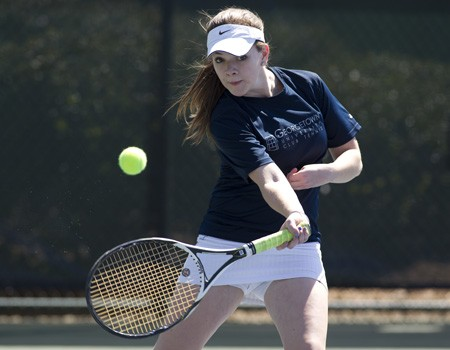 2012 Tennis on Campus National Championship: Day 2