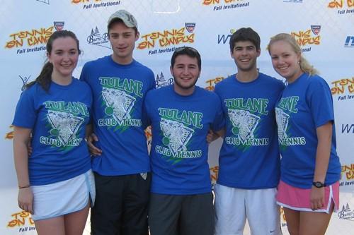 Tennis On Campus Fall Invitational