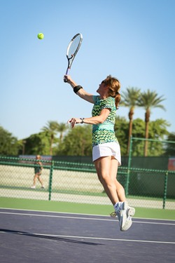 2013 League Adult 40 & Over 3.5 Nationals: Action