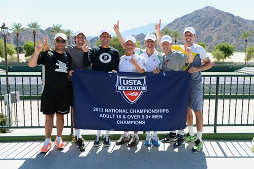 2013 League National Champions: First Weekend
