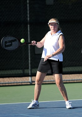 USTA League Super Seniors: Week 1 Action