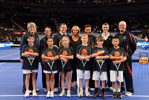 2012 Tennis Night: 10 and Under Tennis