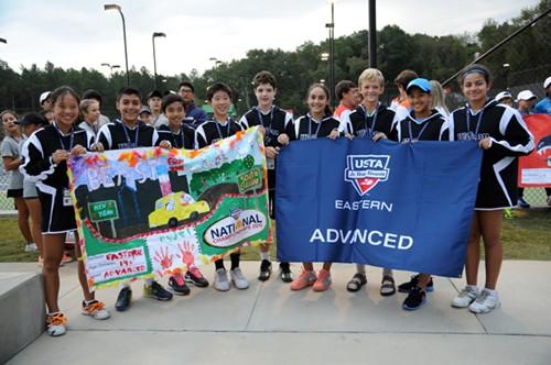 2013 JTT Nationals: 14 & Under Opening Ceremonies