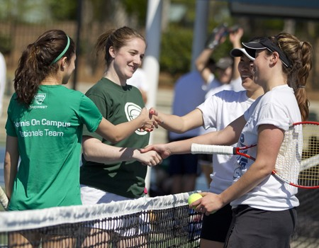 2012 Tennis on Campus National Championship: ATG