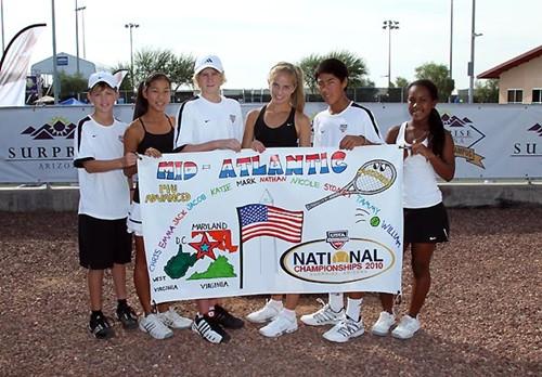 Tennis Team Banners Rewarding Banners