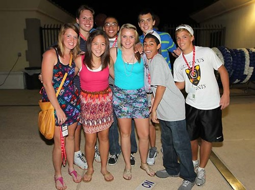 2011 USTA JTT 18U Nationals - Player Party