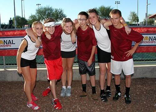 2011 USTA JTT 18U Nationals - Team Spirit