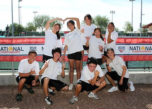 2011 USTA JTT 18U Nationals - Team Spirit