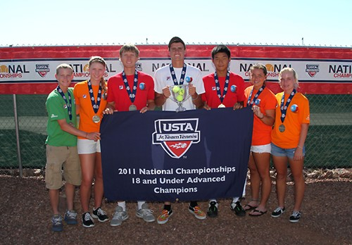 2011 USTA JTT 18U Nationals - Awards
