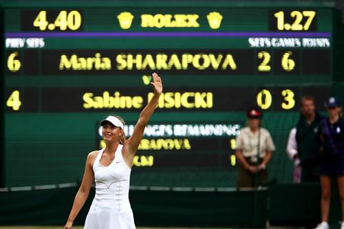 The Championships - Wimbledon 2011: Day Ten