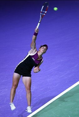 WTA Championships - Istanbul 2011 - Day One
