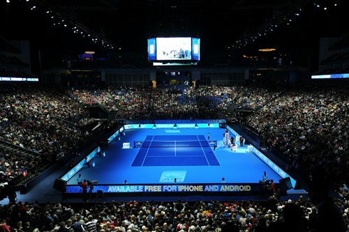 Barclays ATP World Tour Finals - Day 1