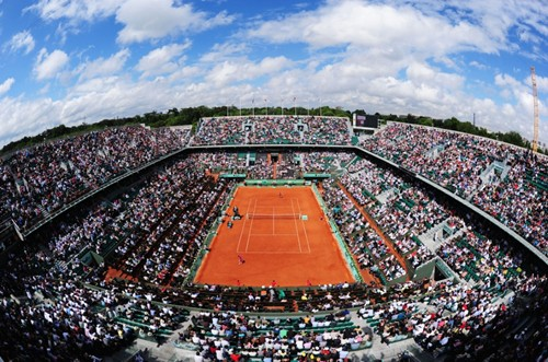 2012 French Open: Day 12