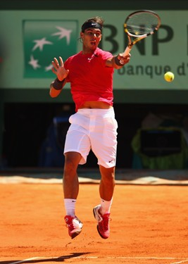 2012 French Open: Day 13