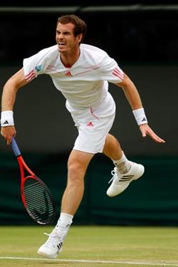 2012 Wimbledon: Day 9