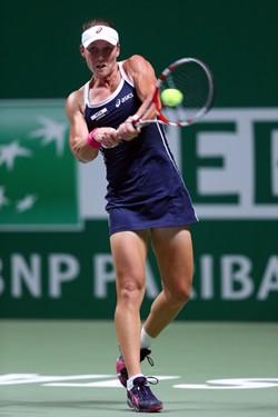 TEB BNP Paribas WTA Championships - Istanbul 2012: Day Three