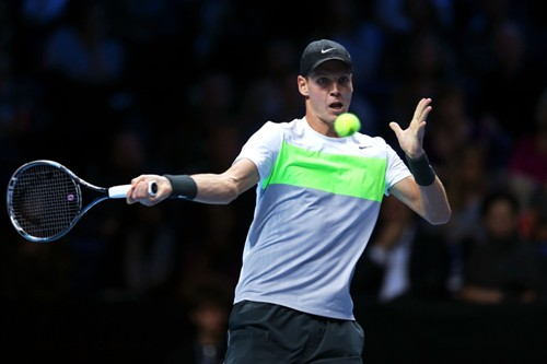 ATP World Tour Finals - Day One