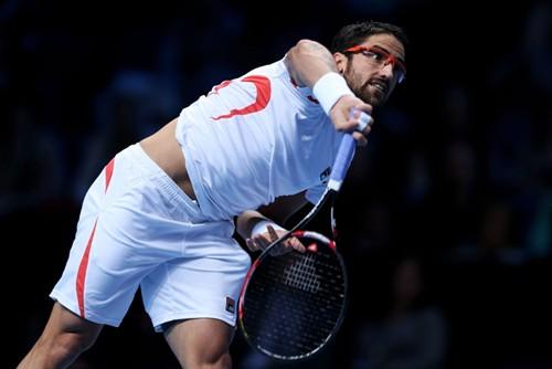 ATP World Tour Finals - Day Four