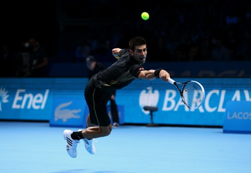 ATP World Tour Finals - Day Seven